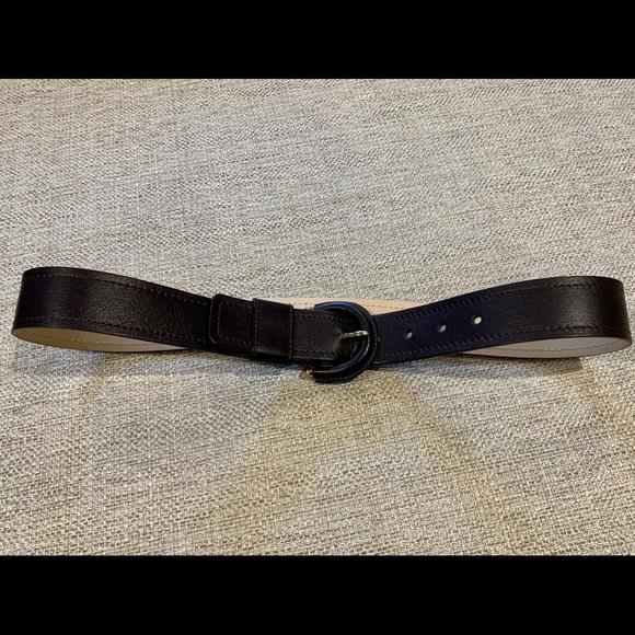 Banana Republic Accessories - Banana Republic women's leather belt size Small